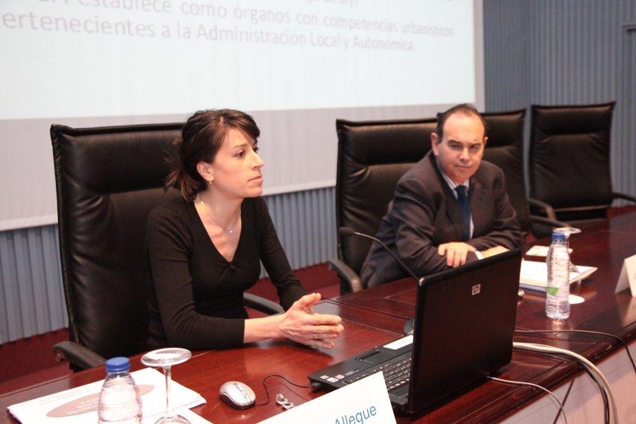 María Martínez Allegue. Directora da APLU.
